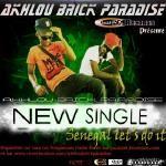 AKHLOU BRICK PARADISE - SENEGAL Let's do it Cover Art