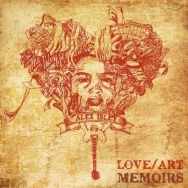Alex Isley - the LOVE/ART MEMOIRS (EP) Cover Art