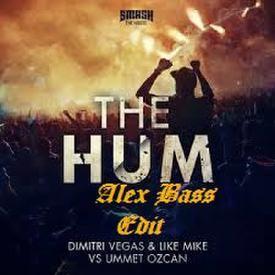 Dimitri Vegas & Like Mike Vs Ummet Ozcan-The Hum(Alex Bass Edit)