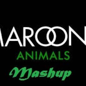 Maroon 5-Animals(Alex A Mashup)