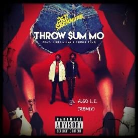 Throw Sum Mo' (Feat. Nicki Minaj, Young Thug & L.I.) [Remix]