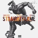 AllHipHop - Straight Flame Cover Art