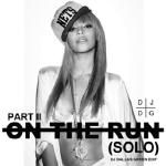 AllHipHop - Part II On The Run (Solo) Cover Art