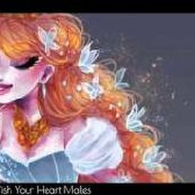 A Dream Is A Wish Your Heart Makes (English/French) 【Anna】