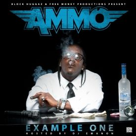 Ammo - EXAMPLE ONE Cover Art