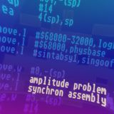 Amplitude Problem - Synchron Assembly Cover Art