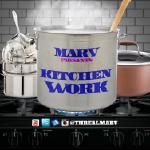 AMRHANKYBEAT - KITCHEN WORK Cover Art