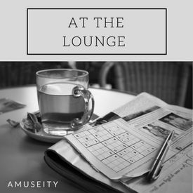 At the Lounge (lofi, study, chillhop)
