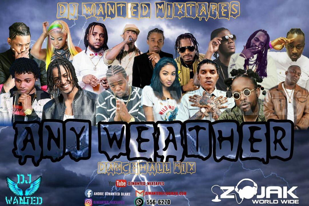 2019 MAY DANCEHALL MIXTAPE (ANY WEATHET)HOTTEST TUNES_DJ