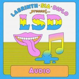 Audio ft. Sia, Diplo & Labrinth