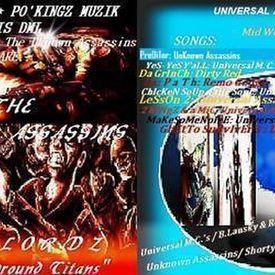 """WarLordz """"The Underground Titans"""""""
