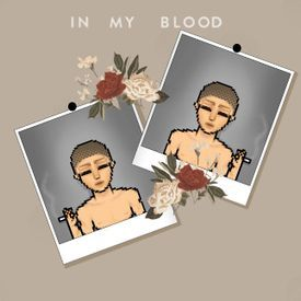 Ansel - In My Blood