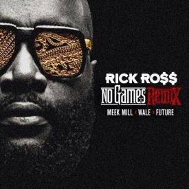 No Games (Remix) ft. Future, Wale & Meek Mill