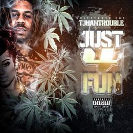 Antjuan L Lewis - Just For Fun Cover Art