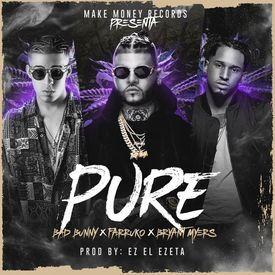 Pure (Prod. Ez El Ezeta & DJ Luian) (By JGalvez)