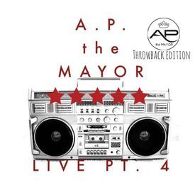 A.P. LIVE 4 (Throwback Edition)