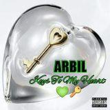 Arbil Isastar - Keys to my heart Cover Art
