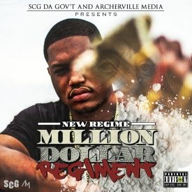 Archerville Media - Million Dollar Regiment Cover Art