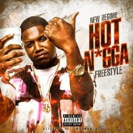 Archerville Media - Hot ni&&a freestyle Cover Art
