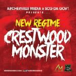 Archerville Media - Crestwood Monster Cover Art