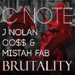Arman Mahmoudi - Brutality (feat. J Nolan, Co$$, & Mistah F.A.B.) Cover Art