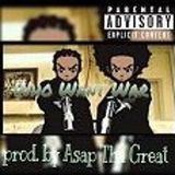 Greaty Gang/CCM - Who Want War~ AsapThaGreat Cover Art