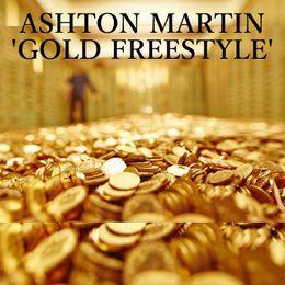 Ashton Martin - Gold(Freevese) Cover Art