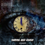 Assaiante - Something About Midnight Cover Art