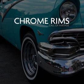 Chrome Rims
