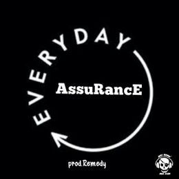 AssuRancE GhostNigga - everyday Cover Art