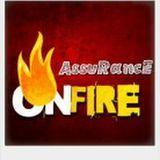 AssuRancE GhostNigga - On Fire Cover Art