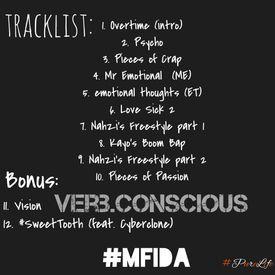 #MFIDA: Pieces of Passion