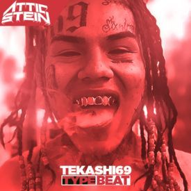 "Tekashi69 ""Kooda"" Type Beat [Prod. By Attic Stein]"
