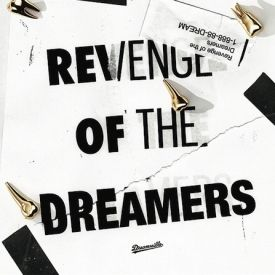 Audio Politics - Revenge Of The Dreamers Cover Art