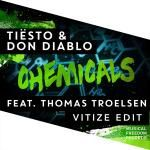 Audiomack Electronic - Chemicals (VITIZE Edit) Cover Art