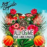 Audiomack Electronic - All Of Me (feat. Logic & Rozes) Cover Art