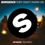 Audiomack Electronic - They Don't Know Us (Original Mix) Cover Art