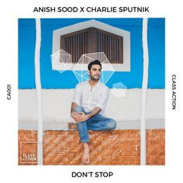 Audiomack Electronic - Don't Stop Cover Art