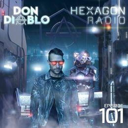 Audiomack Electronic - Hexagon Radio Episode 101 Cover Art
