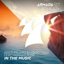 Audiomack Electronic - In The Music Cover Art