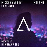 Audiomack Electronic - Meet Me (BKAYE X Ben Maxwell Remix) Cover Art