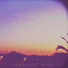 Audiomack Electronic - Midnight Cover Art