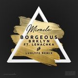 Audiomack Electronic - Miracle (LuxLyfe Remix) Cover Art