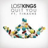 Audiomack Electronic - Quit You Cover Art