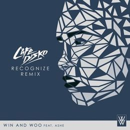 Audiomack Electronic - Recognize (Cafe Disko Remix) Cover Art