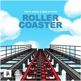 Audiomack Electronic - Roller Coaster Cover Art