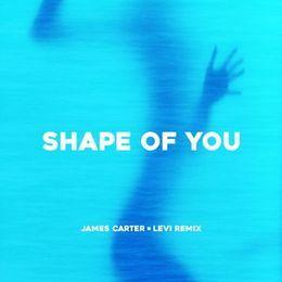 Audiomack Electronic - Shape Of You (James Carter x Levi Remix) Cover Art