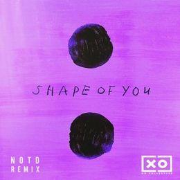Audiomack Electronic - Shape of You (NOTD Remix) Cover Art
