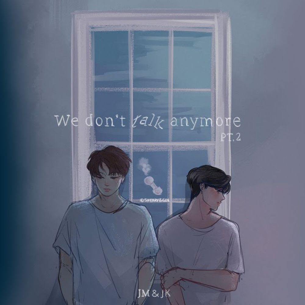 We Don T Talk Anymore Cover By Jungkook Jimin Of Bts From