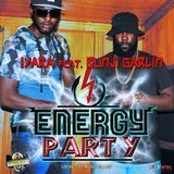 Audiomack Reggae - Energy Party Cover Art